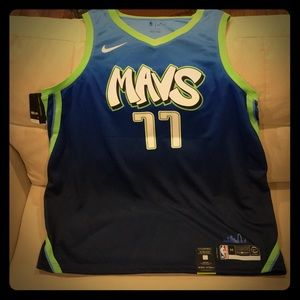 Luka Doncic Mavs city edition jersey 🔥🔥🔥